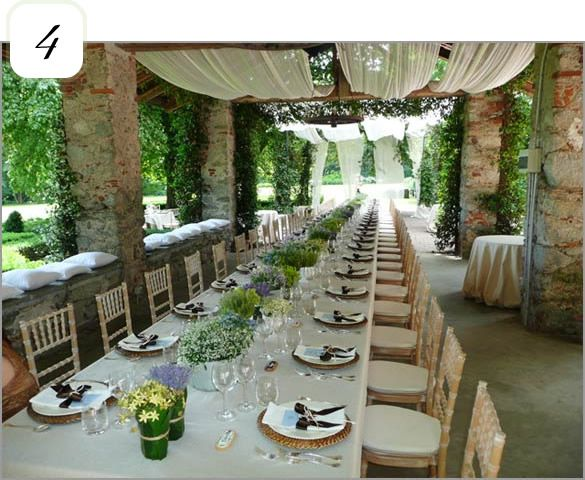 Outdoor Reception Decoration Ideas Wedding Receptions 4 Venues Style And Trends