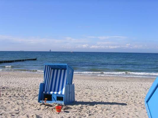 Strandleben in #Warnemünde