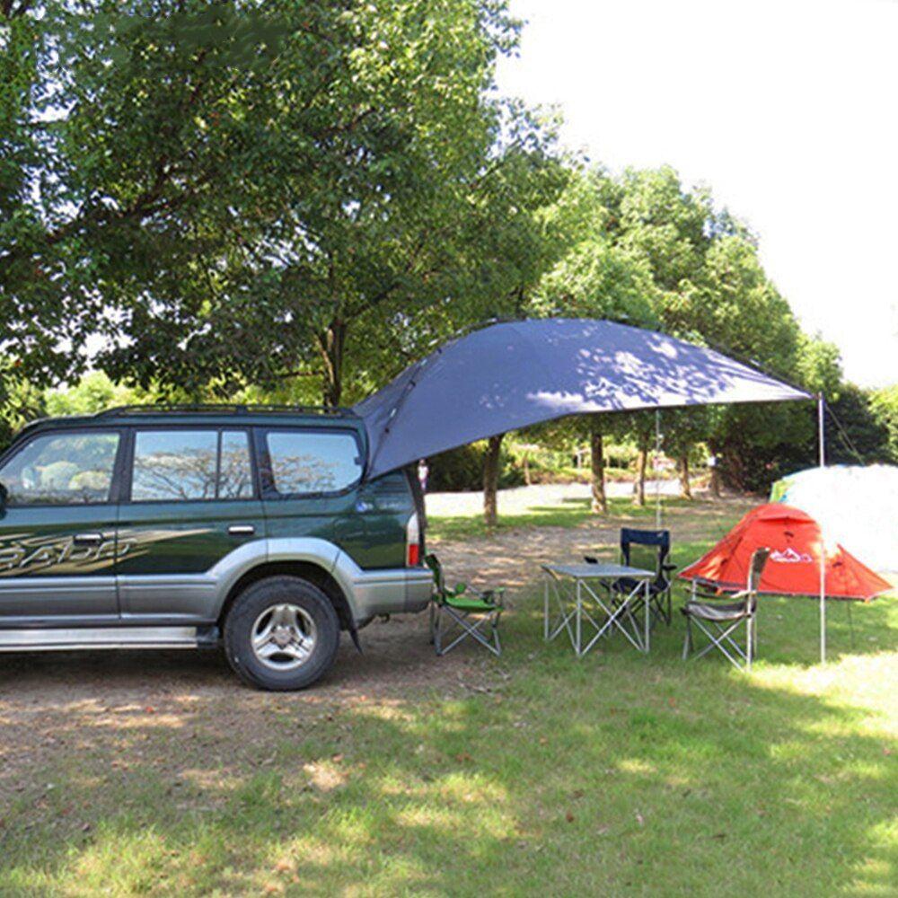 5 8 Persons Outdoor Camping Tent Folding Car Shelteranti Uv Garden Fishing Waterproof Car Awning Tent Picnic Sun Shelt Car Awnings Tent Camping Outdoor Camping