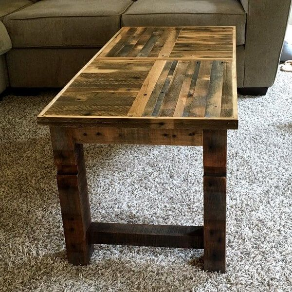 12 Diy Old Pallet Stairs Ideas: 12 DIY Recycled Pallet Coffee Table Designs