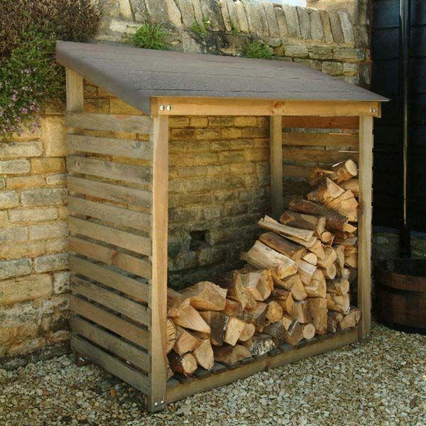 21 Creative Diy Firewood Rack Designs Ideas For Outdoor Space Brennholz Holzlagerschuppen Holz Im Garten