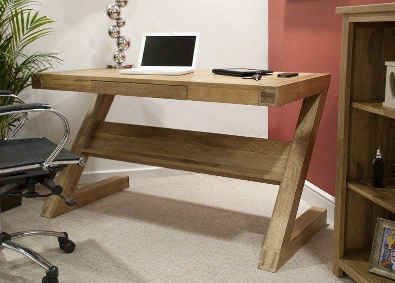 Classy of Solid Wood Office Desk Solid Wood Computer Desk In