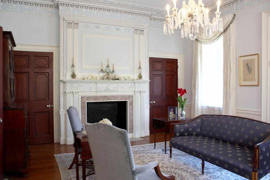 charleston home design%0A The Theodore Gaillard  GaillardBennett  House  circa is one of the finest  examples of the Federal Period in Charleston and the country  where  preservation