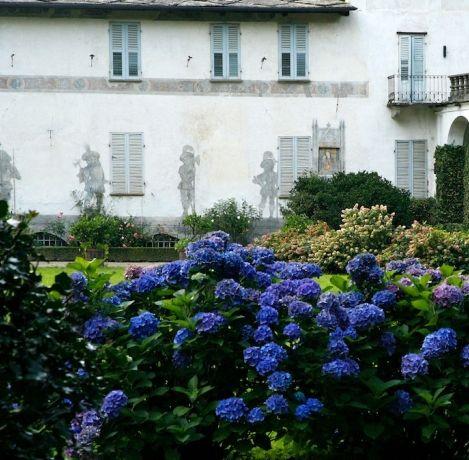 Parco Di Palazzo Malingri Di Bagnolo Bagnolo Piemonte Cuneo