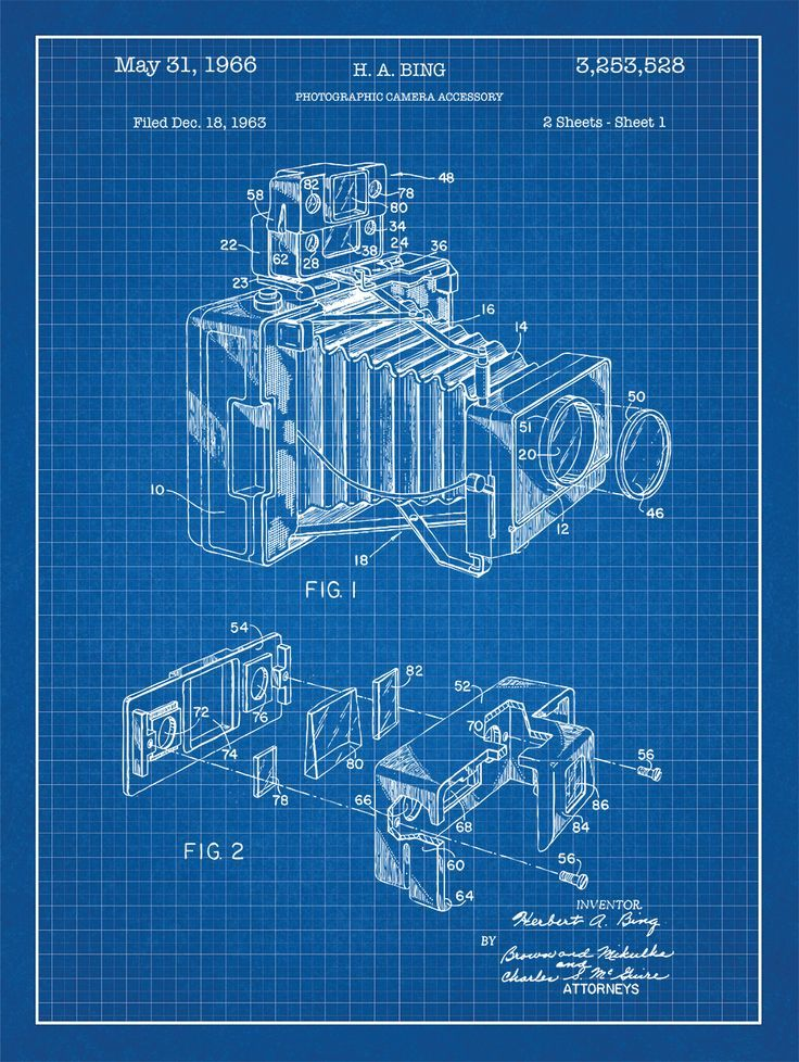 B3f65d061c6a532851ac4aba84e7975bg 736978 blue schematics camera 1966 patent print on blue graph paper background malvernweather