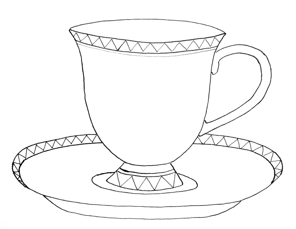 Dropbox - teacup print...