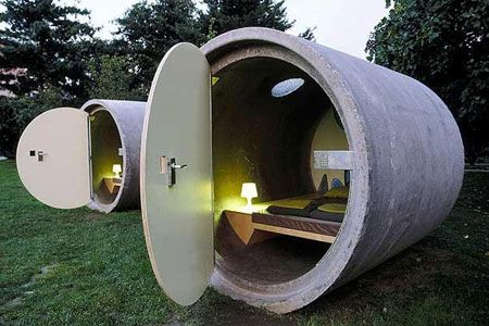 Great idea, but I think I would get claustrophobic