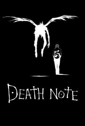 This Anime series is about a notebook capable of murder The human - death note