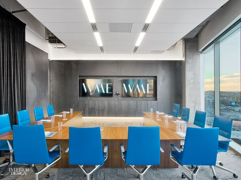 WME Agents and Star Clients Unite at Nashville Office by Hastings