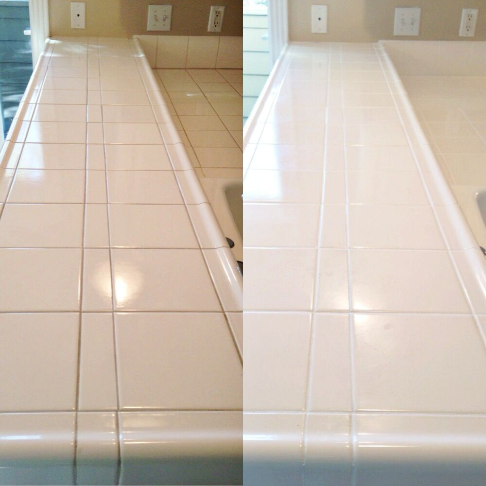 How To Clean Tile Grout In Kitchen in 2020 Clean tile