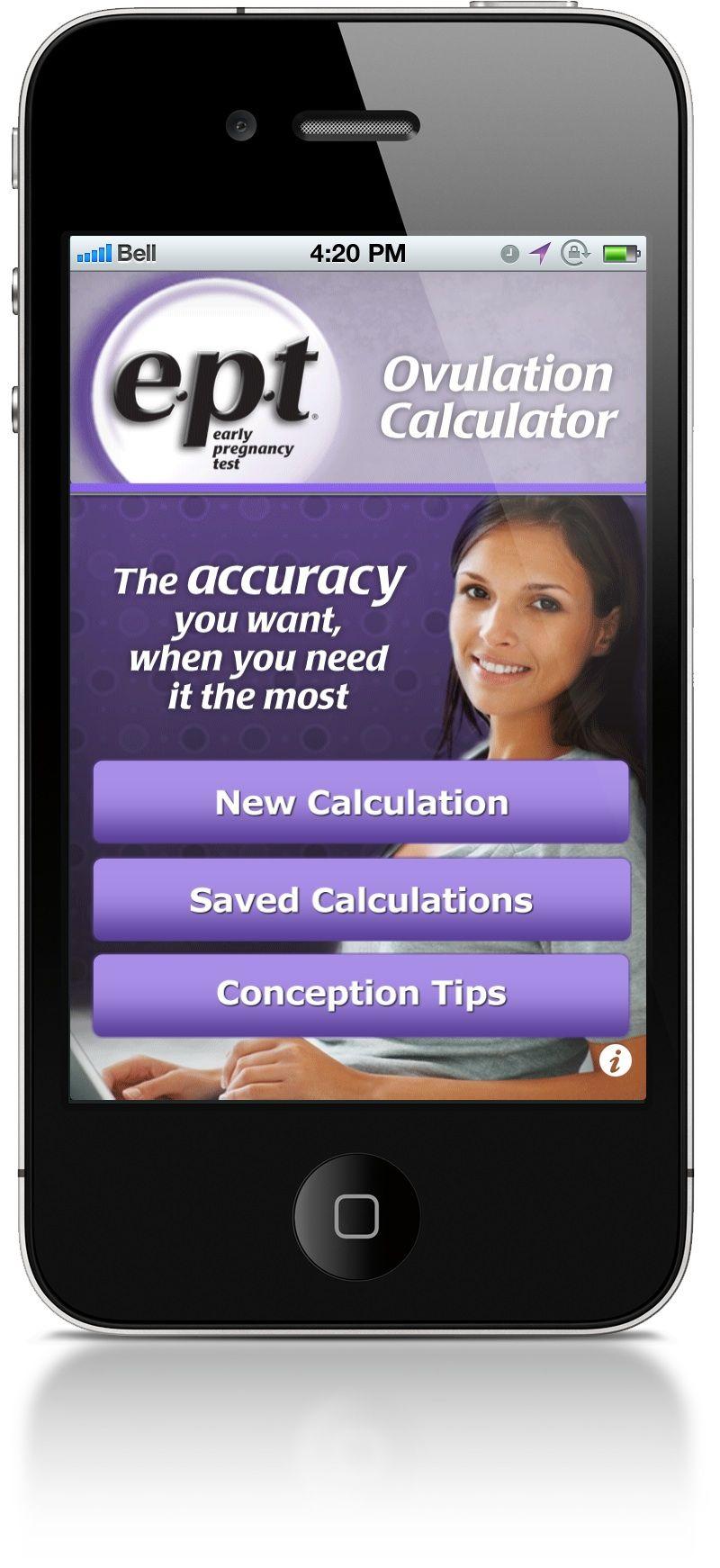 Ept Pregnancy Calculator