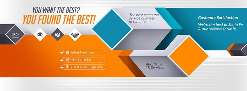 Web Graphics Services  4Leet Computer Repair IT Services Web Design and Online Marketing in