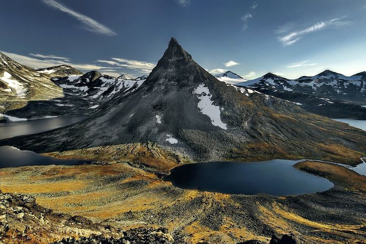 Stunning Norway Landscapes Inspire Meditative Moments