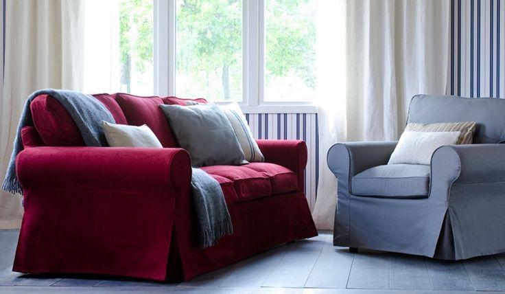 Attractive Ikea Ektorp Sofa Slipcover