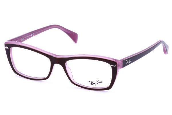 click image above to purchase ray ban rx 5255 prescription eyeglasses frames
