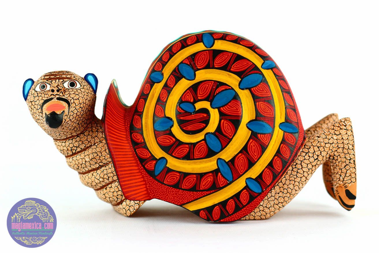 Nahual snail figurines Mexican Pinterest