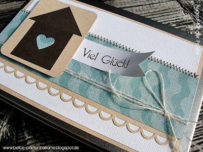 bellas papiertr ume zum einzug cards 01 karten. Black Bedroom Furniture Sets. Home Design Ideas