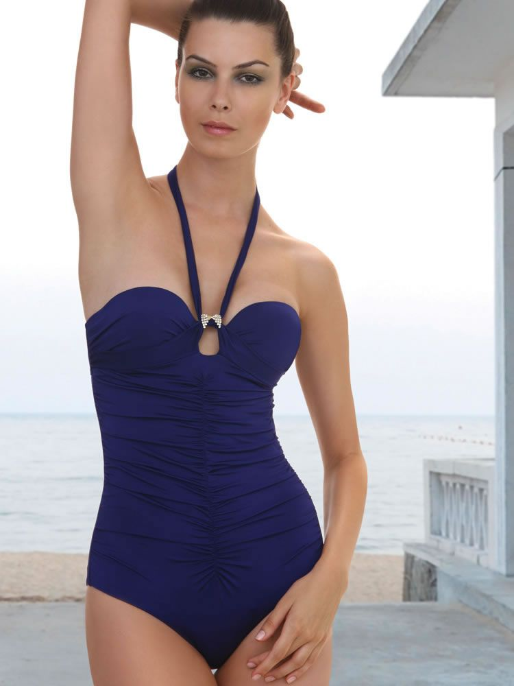 2dd4b1a9c8 Beloved One Piece Bathing Suit Brand: Prelude | Swimsuit | Bandeau ...