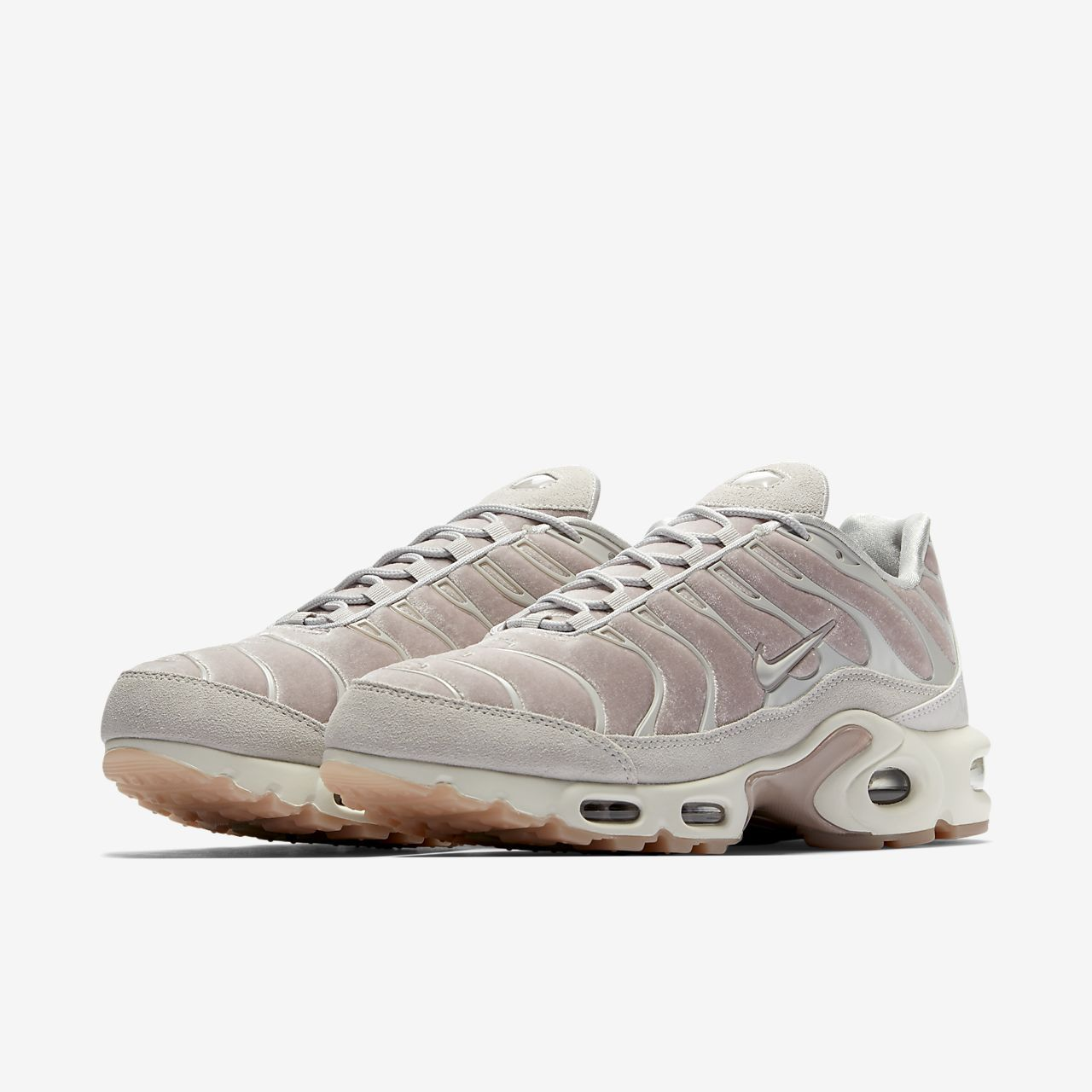 Nike Air Max Plus LX Lux Velvet Particle Pink | Nike air max