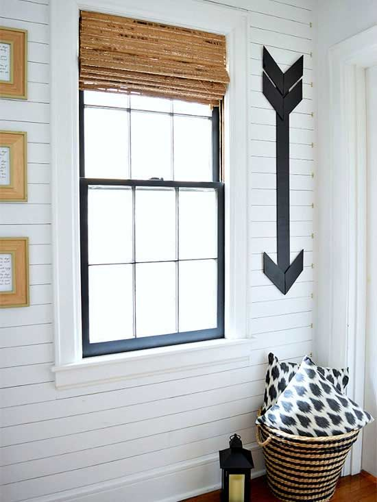 Learn How To Embrace A Shiplap Wall In Your Living Room Bathroom Bedroom And Even Ceiling Give Home The Ultimate Farmhouse Rustic Chic Look