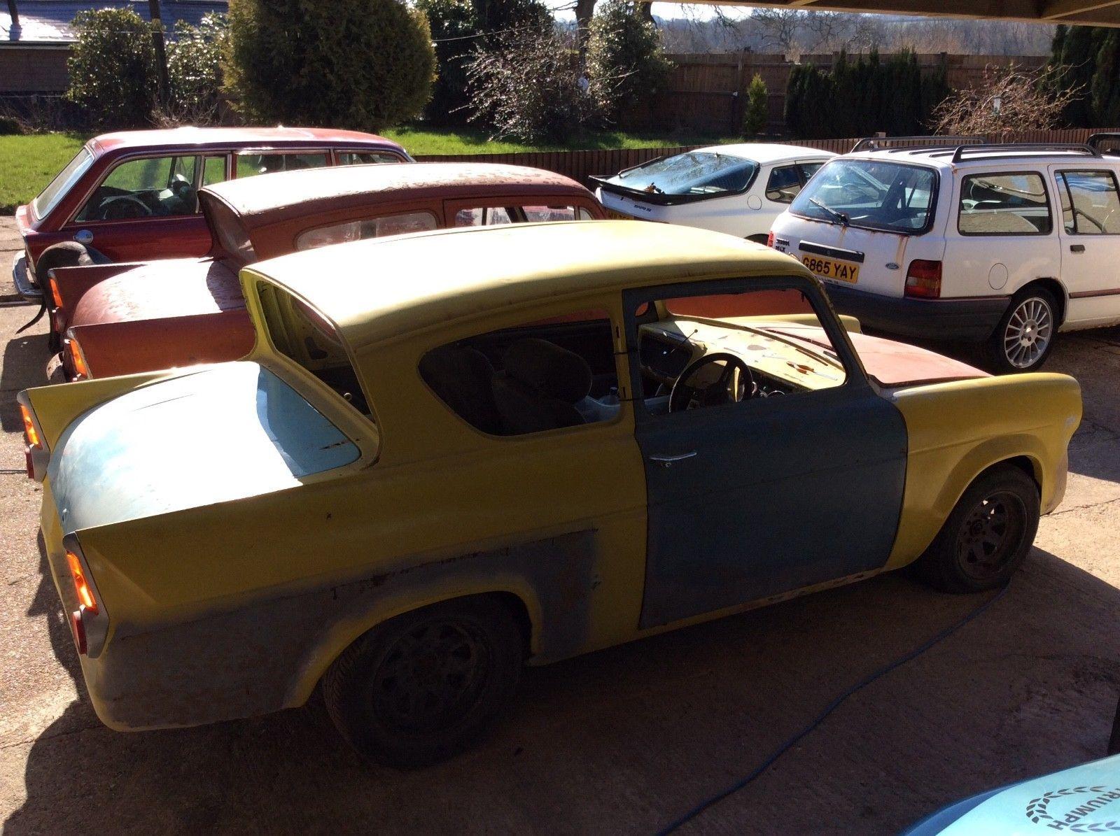 eBay: Ford anglia 105e street rod...modified #classiccars #cars | UK ...