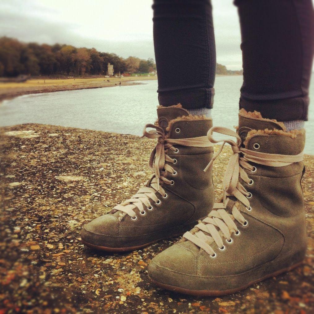 6b7bcaf651f3 Fitflops Womens Polar Sneaker Boots