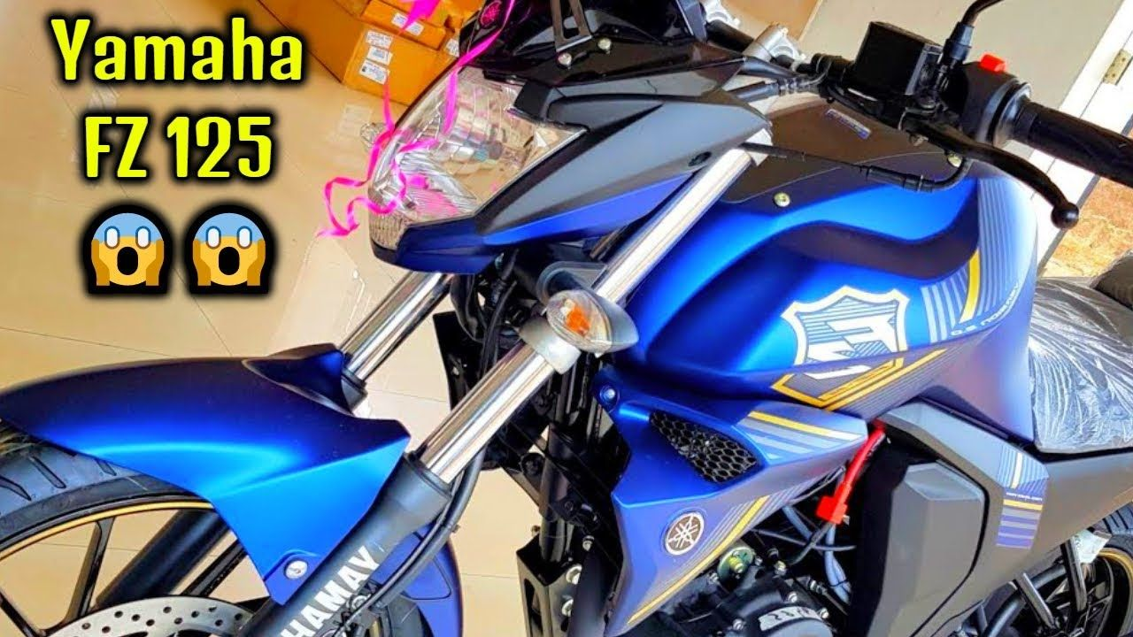 Finally Yamaha Fz 125cc Launch In India Fz 125 Launch Soon