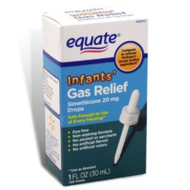 Equate Infants' Gas Relief Drops Simethicone Reviews 2020