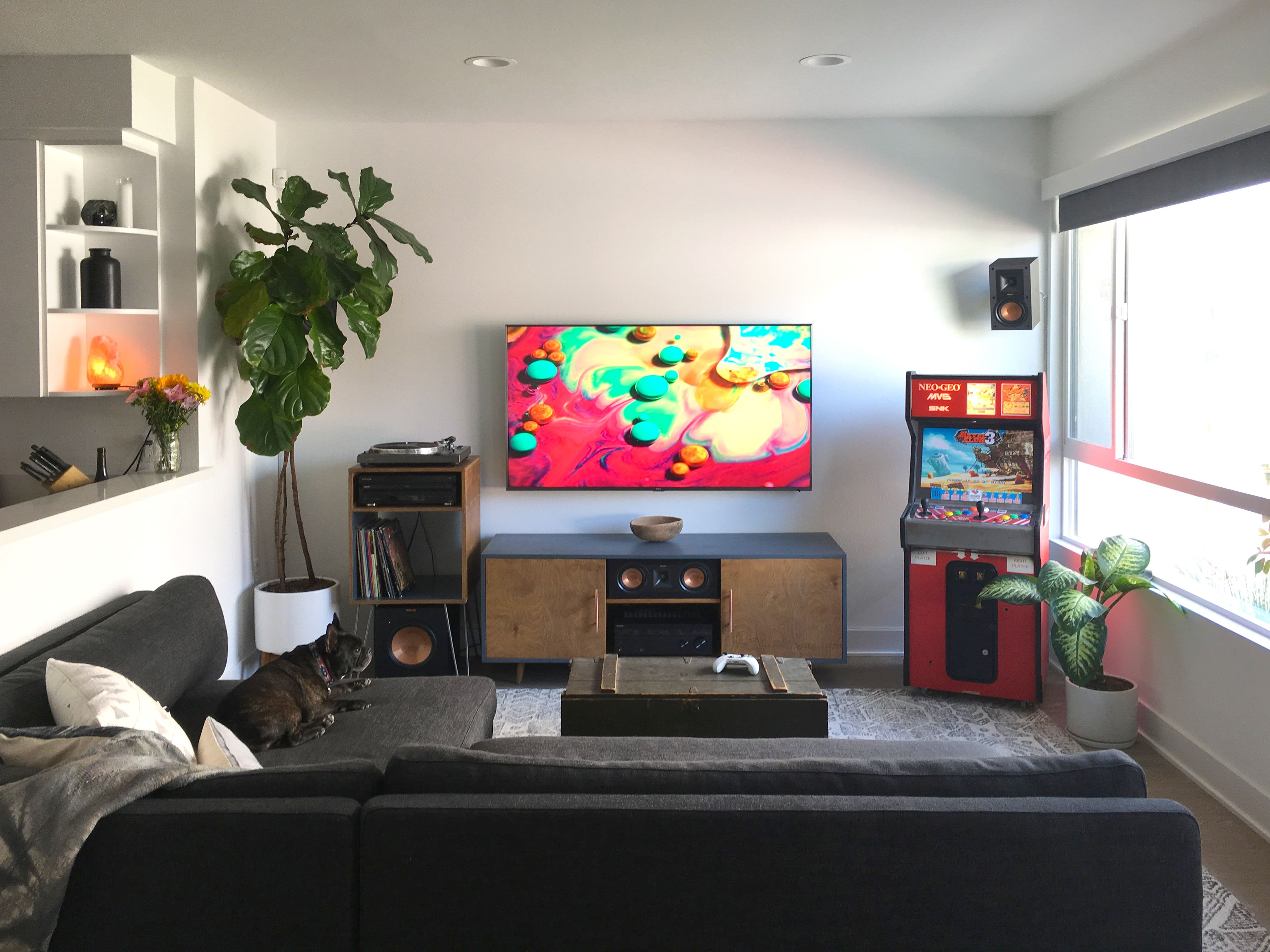 Oc Bought My First Condo In La Getting My Living Room Setup
