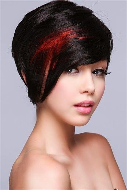 Las medias melenas continuan Tendencias en cortes de cabello en