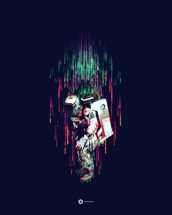 Falling Astronaut Iphone Wallpaper Pin By Provocative Planet On Provocative Please Art