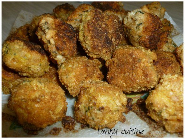 Nuggets maison cacahuetes/ curly au thermomix