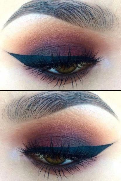 Eye Makeup Allergy Eyemakeup Hair N Nails In 2019 Smokey Eye