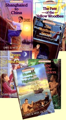 Christian fiction books for kids