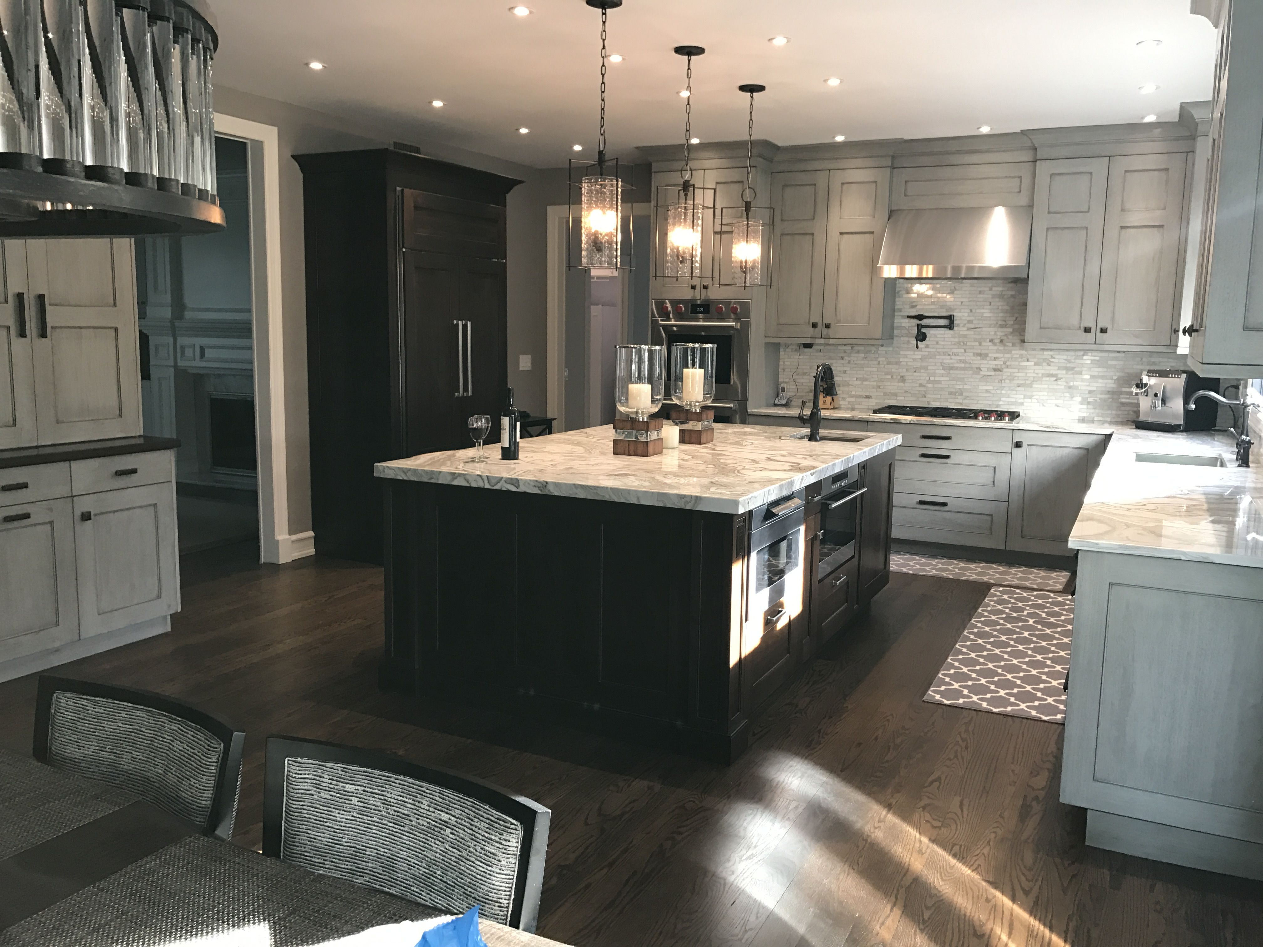 Ruttcabinetry In A North Shore Long Island Ny Kitchen Kitchen