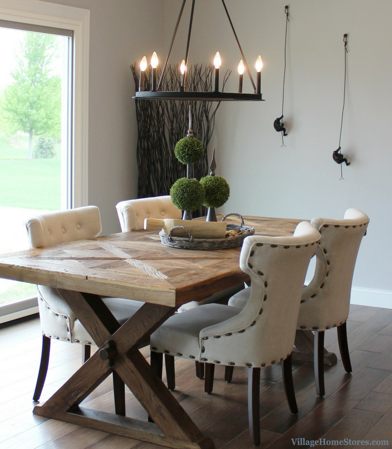 Dining Area Lighting: Pearson Light By Capital Lighting In A Dining Area