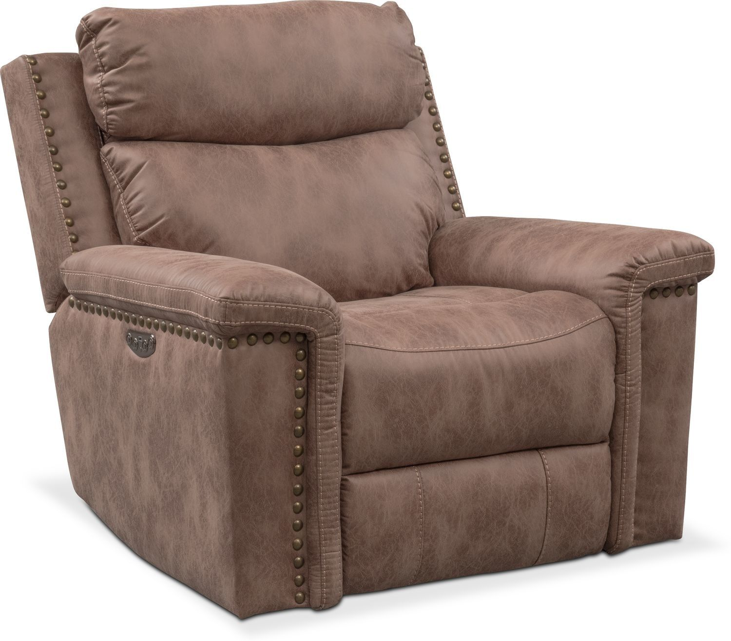 Montana Dual Power Recliner In 2020 Power Recliners Recliner Furniture