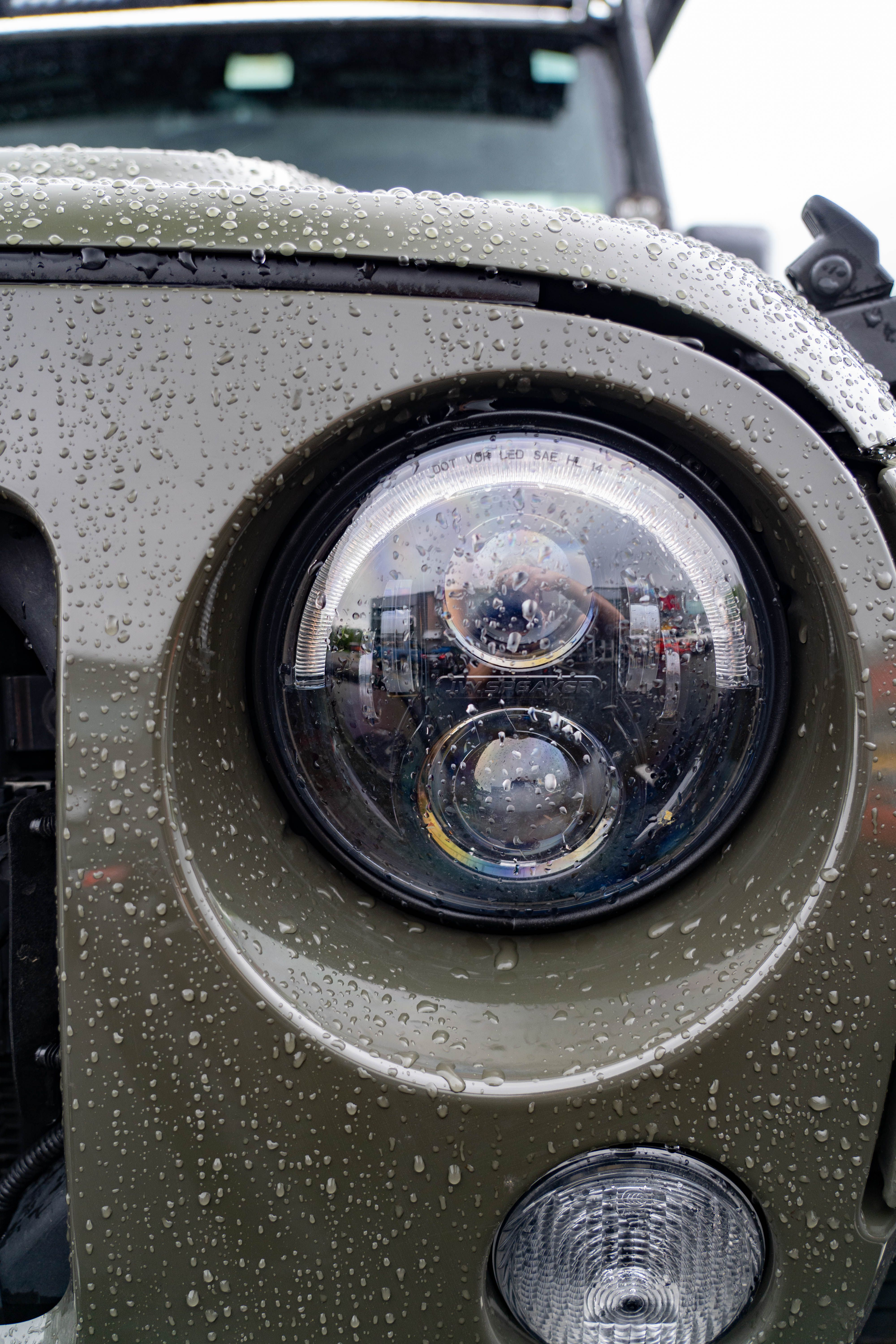 The 8700 Led Headlights Have Evolved Again Redesigned Specifically For The Jeep Wrangler The 8700 Evolution J Led Head Jeep Wrangler 2007 Jeep Wrangler Jeep