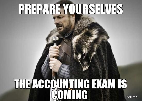 Funny Memes For Accountants : For all you students out there accounting memes humor