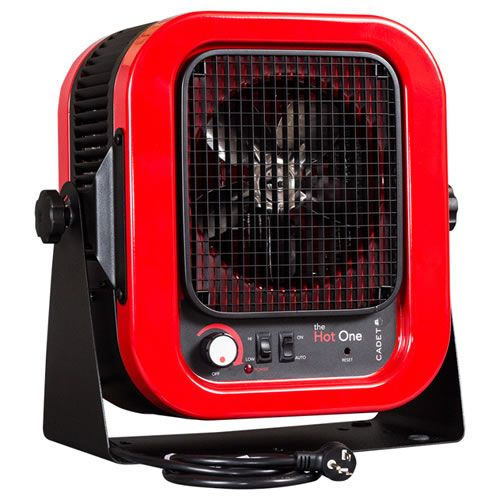 Cadet The Hot One Garage & Shop Heater - 4000W 240 V ...