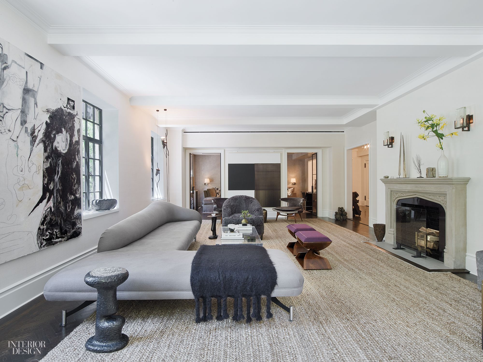 e3302eda35b1 MR Architecture + Decor Enlivens a Pre-War Manhattan Apartment for a Family
