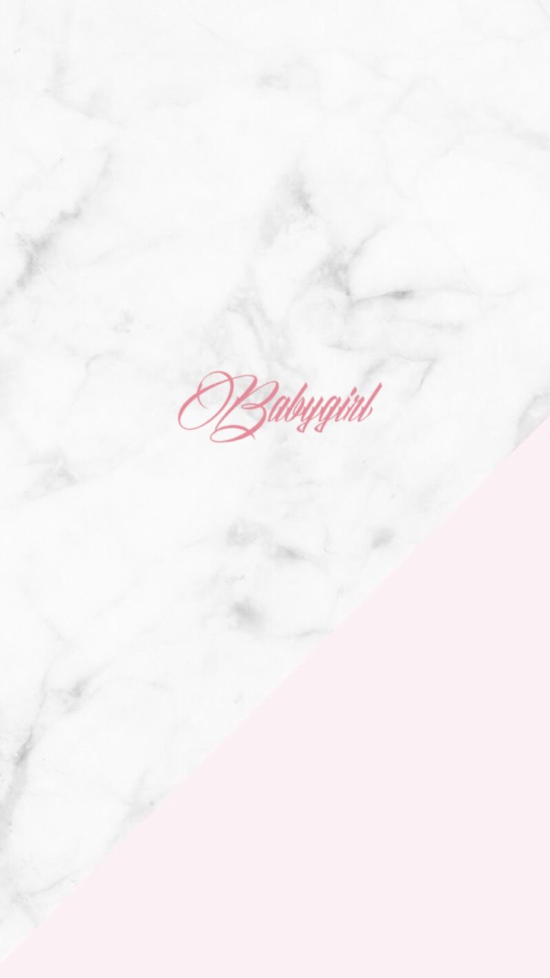 Babygirl Marble Evalanddezignz With Images Mood Wallpaper Marble Wallpaper Phone Holiday Wallpaper