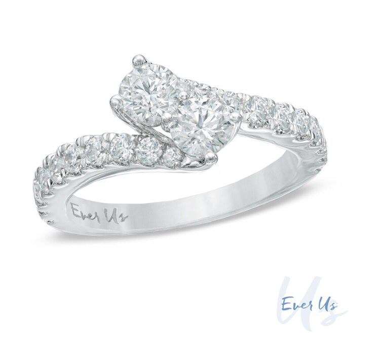 """Zales """"Forever Us"""" Ring 2015"""