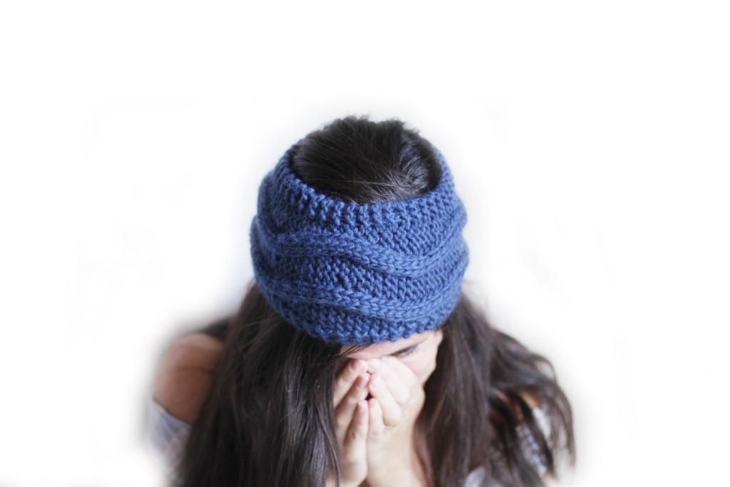 Hide Untamed Hair with Knit Headband Patterns | KnittingWorld ...
