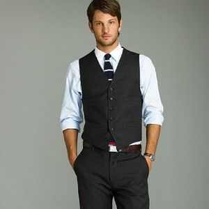 I like this combo - Year-round solid suit vest - J.Crew | テスト ...