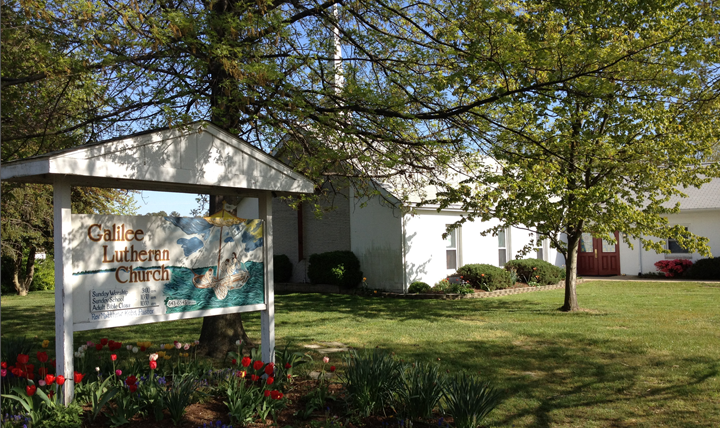 Galilee Lutheran Church, Chester, MD