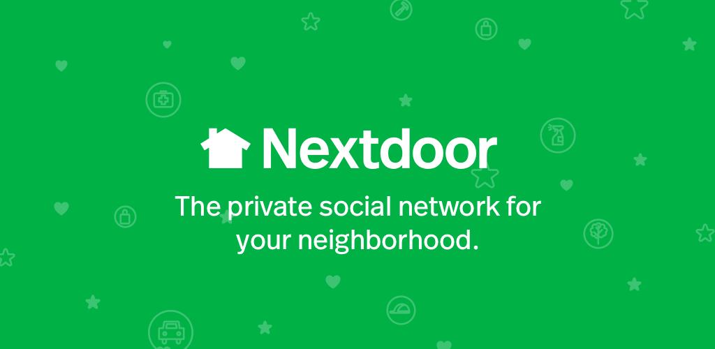 Nextdoor Local News, Garage Sales & Home Services