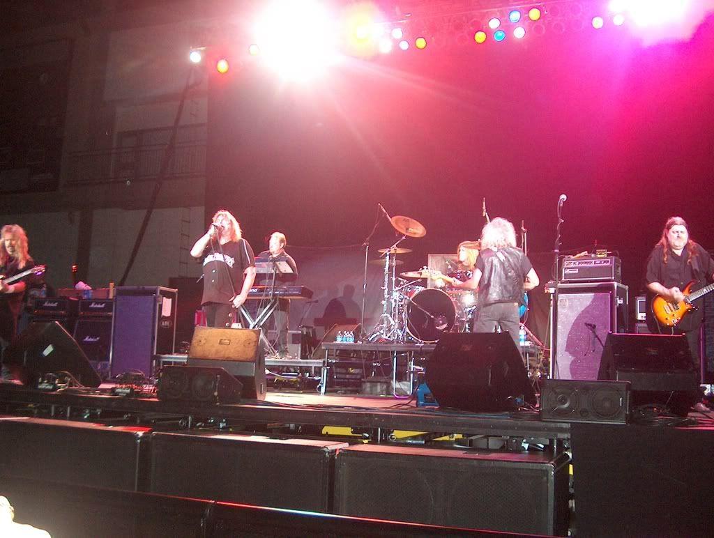 Hillbilly Day's Concert 2008