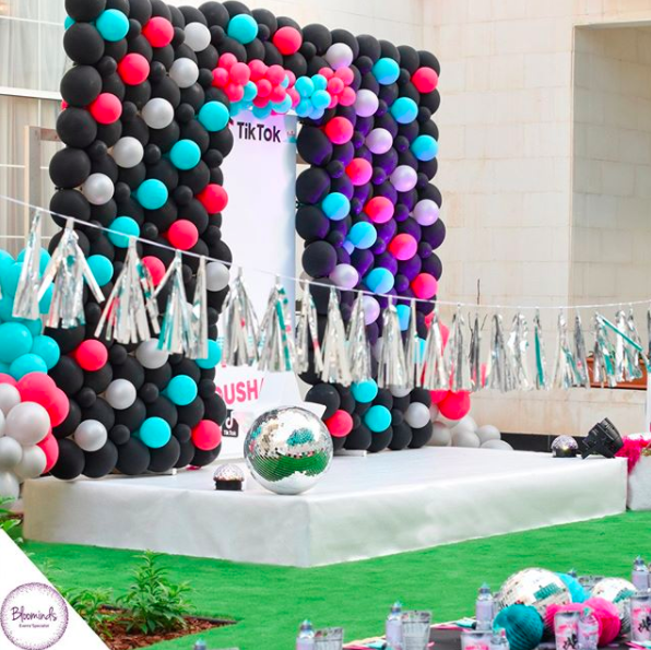 Tik Tok Stage Kids Themed Birthday Parties Birthday Surprise Party Birthday Party Cake