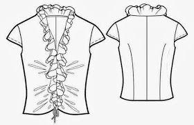 NOWACRAFT: PRATİK BLUZ VE TUNİK KALIPLARI #blousesewingpattern